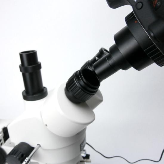 顕微鏡屋 Canon EFマウント一眼レフカメラ(EOSシリーズ)用顕微鏡アダプタレンズ ALC-CEFR【レンタル品】【画像11】