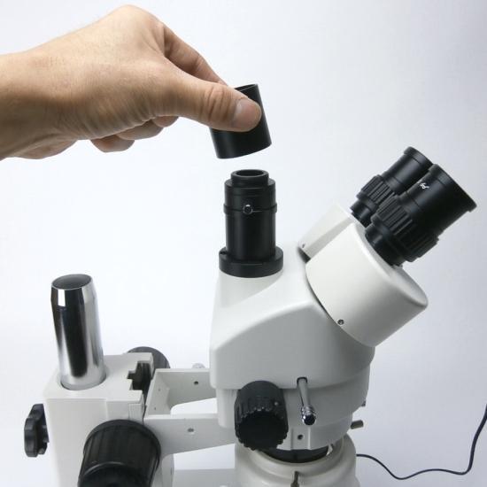 顕微鏡屋 Canon EFマウント一眼レフカメラ(EOSシリーズ)用顕微鏡アダプタレンズ ALC-CEFR【レンタル品】【画像14】