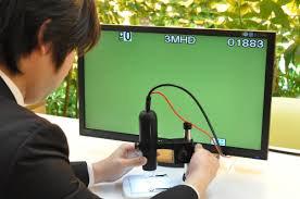 テック ハイビジョン(HDMI)マイクロスコープ HidemicronFHD-R【レンタル機】【画像10】