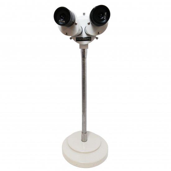顕微鏡屋セレクト 携帯型双眼実体顕微鏡(8倍) JF-08【画像3】
