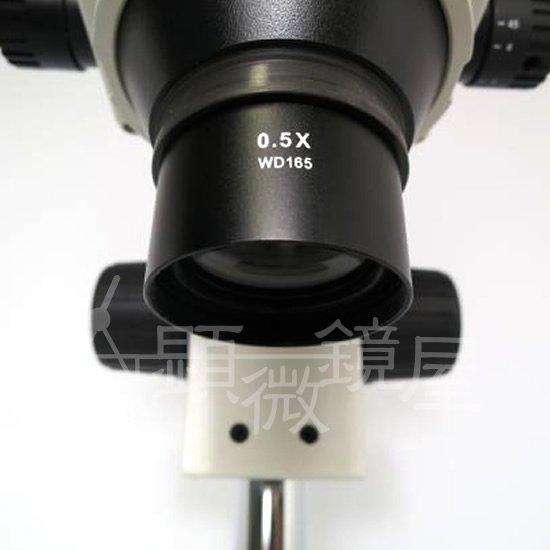 顕微鏡屋セレクト 0.5倍補助対物レンズ JZ-TL0.5X【画像3】