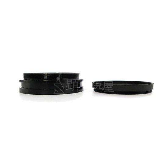 顕微鏡屋セレクト 厚型防塵ガラス JZ-BGH【画像5】