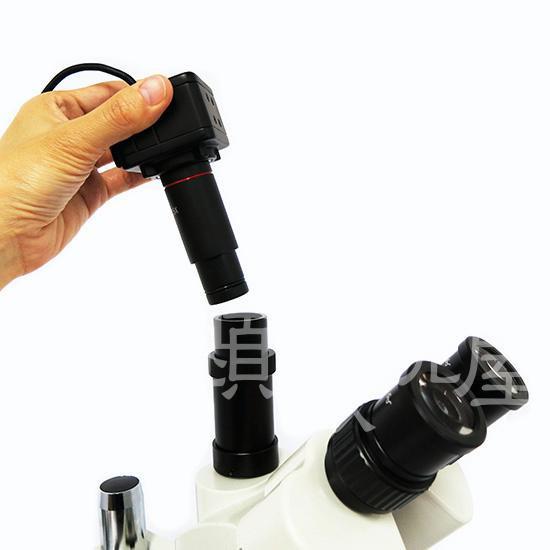 顕微鏡屋セレクト 500万画素 顕微鏡用USB2.0カメラ CU-2500LS【画像11】