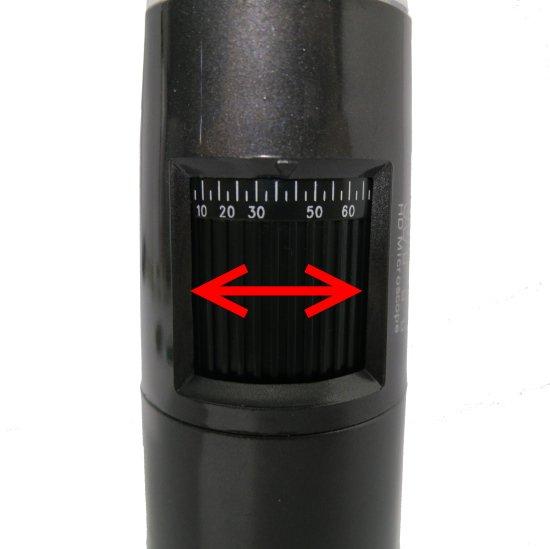 3R WIFI接続ワイヤレスデジタル顕微鏡(Wi-Fiマイクロスコープ) 3R-WM401WIFI【画像15】