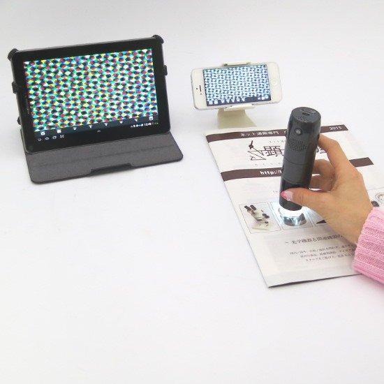 3R WIFI接続ワイヤレスデジタル顕微鏡(Wi-Fiマイクロスコープ) 3R-WM401WIFI【画像16】