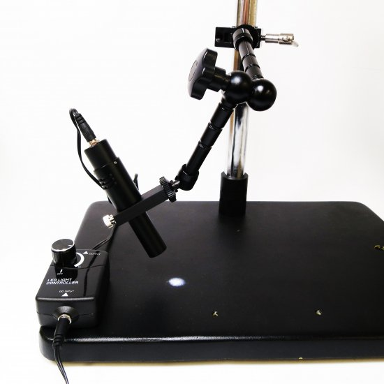 松電舎 ペン型スポット照明 LED-ZL3W【画像2】