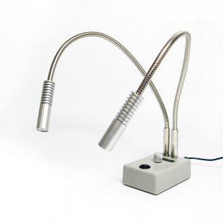 光を照らす  松電舎 ツインアームLED照明 SPF-D2