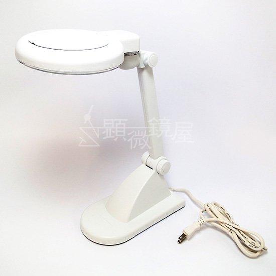 顕微鏡屋セレクト ライト付インバータスタンドルーペ SL-8092X-L【画像2】