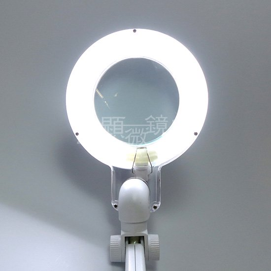 顕微鏡屋セレクト ライト付インバータスタンドルーペ SL-8092X-L【画像6】