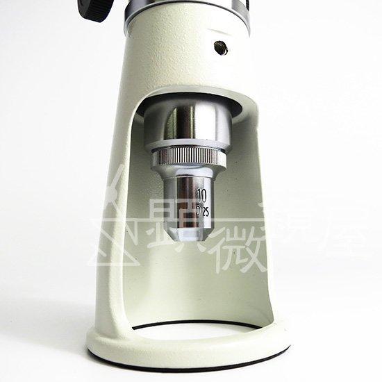 顕微鏡屋セレクト 携帯型単眼測定顕微鏡(100倍) SC-100L【画像2】