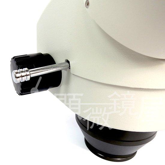 顕微鏡屋セレクト ズーム式三眼実体顕微鏡本体(光路切替タイプ) JZ-0745KTH【画像3】
