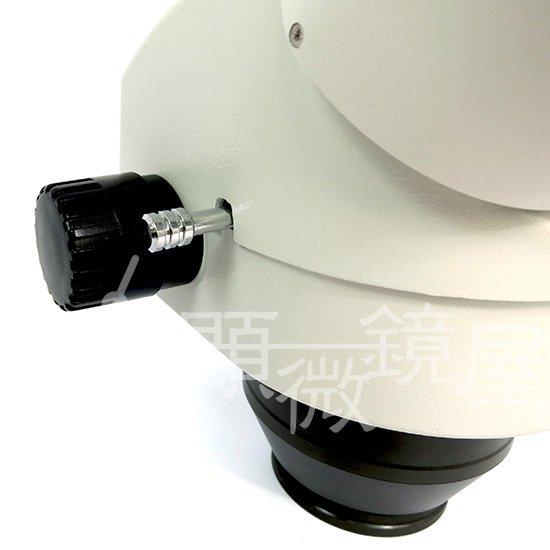 顕微鏡屋セレクト ズーム式三眼実体顕微鏡本体(光路切替タイプ) JZ-0745KTH【画像4】