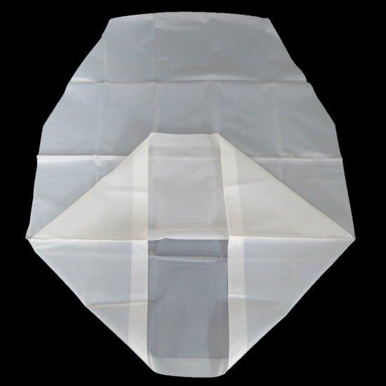 顕微鏡屋/顕微鏡カバー(ダストカバー/防塵カバー/ビニールカバー) CB-4559【画像5】