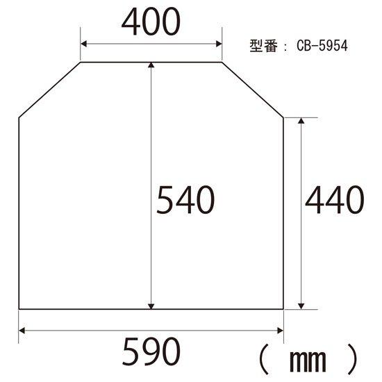 顕微鏡屋/顕微鏡カバー(ダストカバー/防塵カバー/ビニールカバー) CB-5954【画像3】
