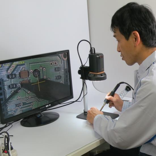 MicroLinks (ViTiny) HDMIマイクロスコープ UM08R【レンタル機】【画像14】