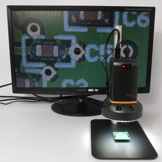 MicroLinks (ViTiny) HDMIマイクロスコープ UM08R【レンタル機】【画像10】