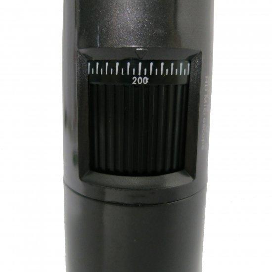 顕微鏡屋セレクト Wi-Fiマイクロスコープ 秀マイクロンプロ DM-130HWUR【レンタル機】【画像6】