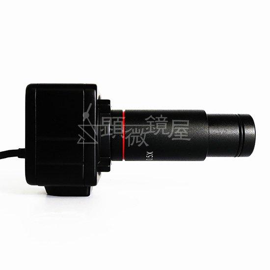 顕微鏡屋セレクト 500万画素 顕微鏡用USB2.0カメラ CU-2500LSR【レンタル機】【画像5】