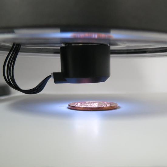 MicroLinks(ViTiny) HDMIマイクロスコープ UM08用 10倍対物レンズ UM-TL10X【画像11】