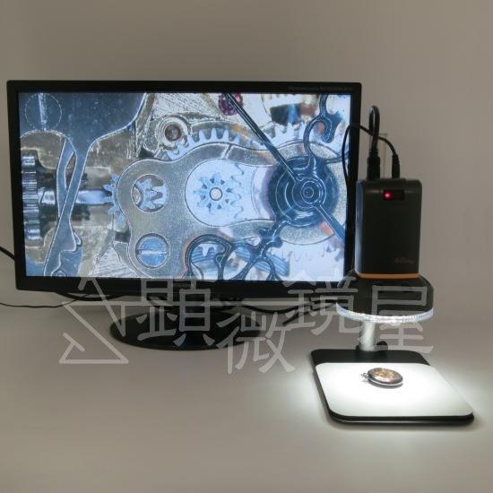 MicroLinks(ViTiny) HDMIマイクロスコープ UM08用 反射光抑えますパーツセット UM-PL4X【画像10】