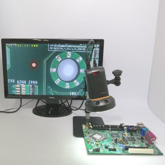 MicroLinks (ViTiny) ハイビジョンマイクロスコープ傾きも位置も変更できますセット UM08-ARM1【画像2】