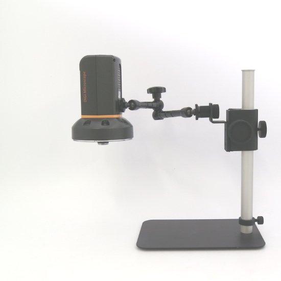 MicroLinks (ViTiny) HDMIマイクロスコープ傾斜もできますセット UM08-ARM1R【レンタル機】【画像7】