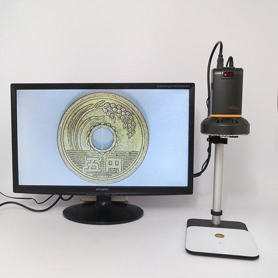 MicroLinks (ViTiny) 反射・白とびを抑さえるハイビジョンマイクロスコープセット UM08-PL4X【画像13】