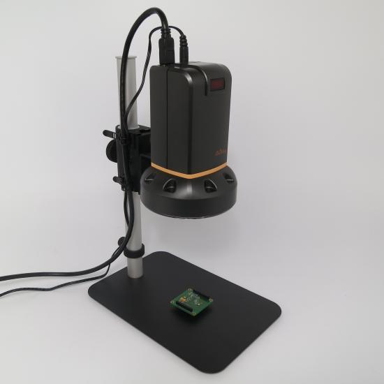 MicroLinks (ViTiny) 反射・白とびを抑さえるハイビジョンマイクロスコープセット UM08-PL4X【画像6】