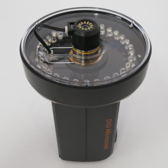 MicroLinks(ViTiny) HDMIマイクロスコープ UM08用 10倍対物レンズ UM-TL10XR【レンタル機】 【画像3】