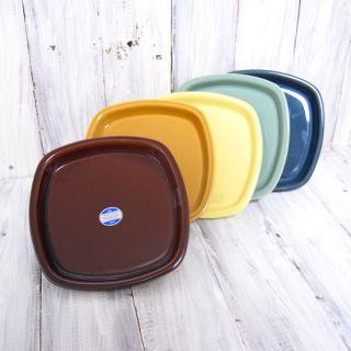 hjem / stacking square plate