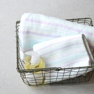 ウォッシュタオル|絹綿美人