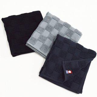柄織りタオルハンカチ(25cm)【4点までネコポス可】