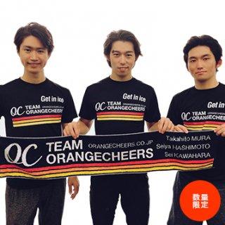 TEAM ORANGE CHEERS マフラータオル【数量限定・1点までネコポス可】