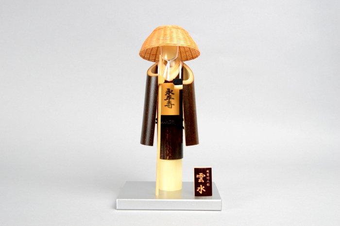 雲水 - 越前竹人形の里公式オンラインショップ