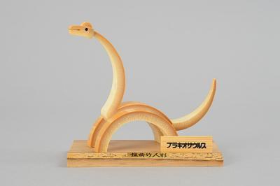 恐竜ブラキオサウルス
