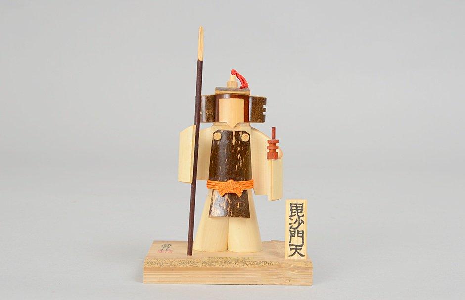 七福神【毘沙門天】