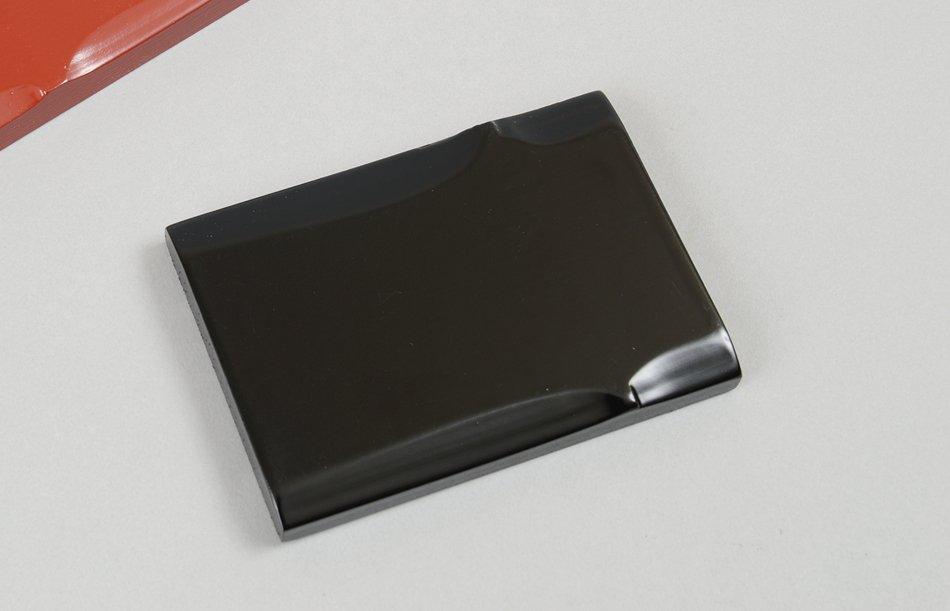 竹製 飾り台【小】黒色