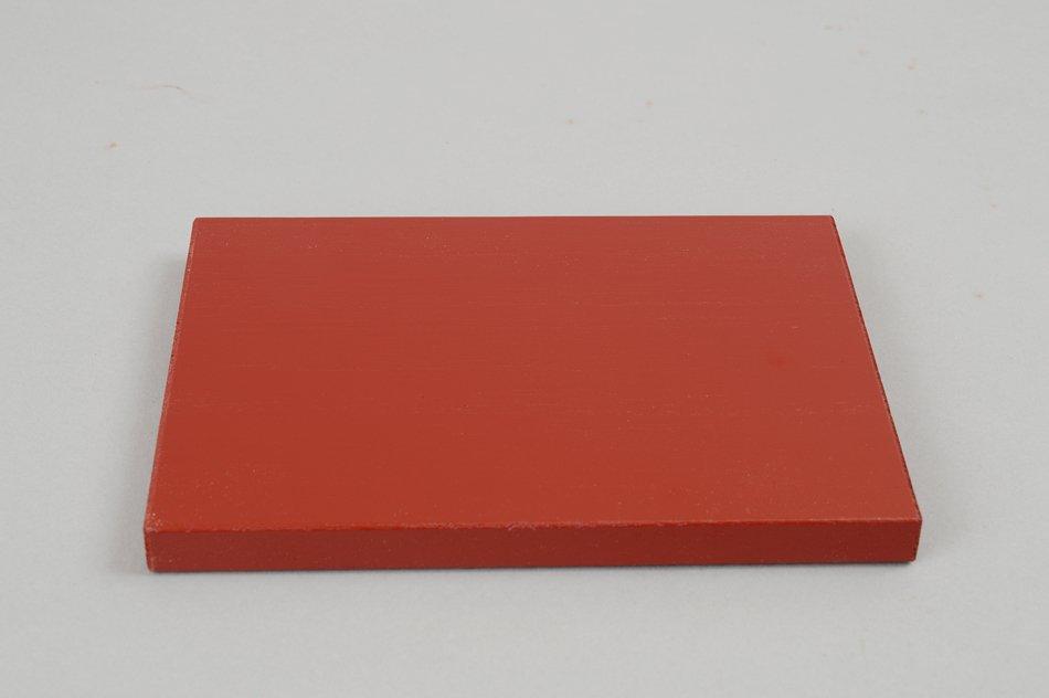 木製 飾り台【大】赤色
