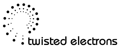 Logo Twisted Electrons