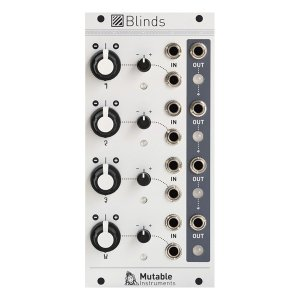 Mutable Instruments | Blinds