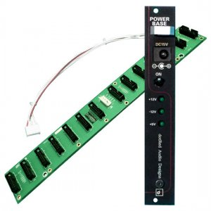 dotRed Audio Designs POWER BASE + POWER RAIL
