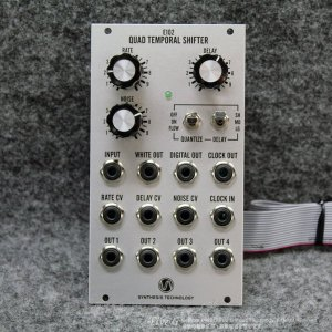 Synthesis Technology | E102 Quad Temporal Shifter【中古】