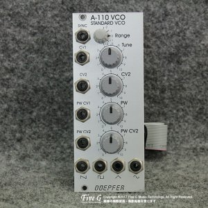 Doepfer A-110 Standard VCO【中古】<img class='new_mark_img2' src='//img.shop-pro.jp/img/new/icons39.gif' style='border:none;display:inline;margin:0px;padding:0px;width:auto;' />