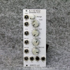 Doepfer A-110 Standard VCO【中古】<img class='new_mark_img2' src='//img.shop-pro.jp/img/new/icons7.gif' style='border:none;display:inline;margin:0px;padding:0px;width:auto;' />