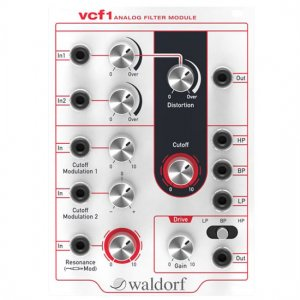 Waldorf vcf1 ANALOG FILTER MODULE