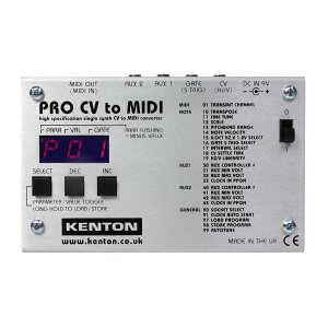 KENTON PRO CV to MIDI<img class='new_mark_img2' src='//img.shop-pro.jp/img/new/icons5.gif' style='border:none;display:inline;margin:0px;padding:0px;width:auto;' />