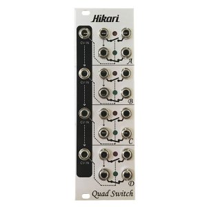 Hikari Instruments Quad Switch<img class='new_mark_img2' src='//img.shop-pro.jp/img/new/icons5.gif' style='border:none;display:inline;margin:0px;padding:0px;width:auto;' />