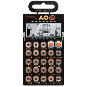 Teenage Engineering | PO-16 factory