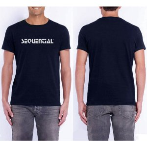 SEQUENTIAL Logo T-Shirts<img class='new_mark_img2' src='//img.shop-pro.jp/img/new/icons5.gif' style='border:none;display:inline;margin:0px;padding:0px;width:auto;' />