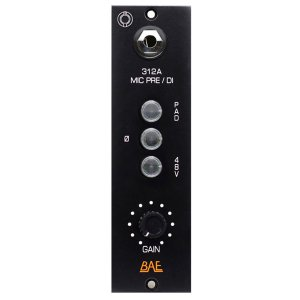 BAE Audio 312A Module<img class='new_mark_img2' src='//img.shop-pro.jp/img/new/icons41.gif' style='border:none;display:inline;margin:0px;padding:0px;width:auto;' />